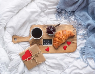 Which Breakfast in Bed Would Help Make Your Mother's Day Perfect?