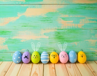 Can These Fun Easter Doodles Help Make Your Holiday a Little More Festive?