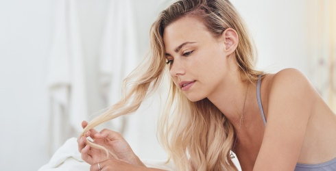 How to Stave off Your Split Ends