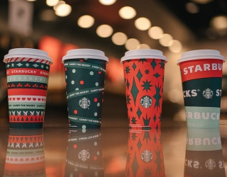 Carry the Merry in This Starbucks Holiday Cup Memory Match