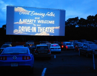 Sidle up to a Good Spot and Tune in for This Drive-in Movie Puzzle