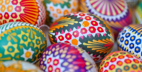 Easter Comes Early in Spreewald, Germany (and in This Puzzle)