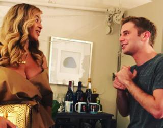 """Dear Evan Hansen"" Star Ben Platt Literally Conjured Beyoncé to His Broadway Show"