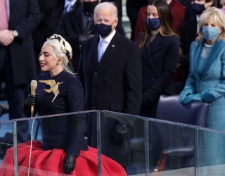 In Case You Missed It: Lady Gaga and Jennifer Lopez's Powerful Inauguration Day Performances