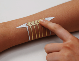 This Temporary Tattoo Can Control Your Electronics and It's Futuristic AF