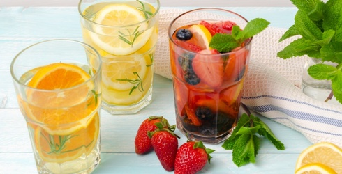 10 Flavored Waters to Quench Your Thirst When Plain Old H20 Is Too Boring