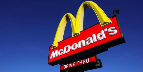Two Men Got Drunk and Tried to Ride a Sofa Through a McDonald's Drive-Thru