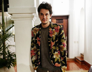 We're Waiting on the World to Match These Photos of John Mayer