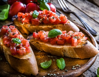Try Not to Drool While Matching These Bruschetta Pairs