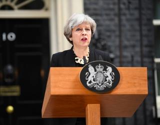 Prime Minister Theresa May Calls for Internet Regulation Following London Bridge Attack