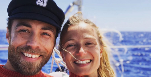 James Middleton's Wife-to-Be Reacts to His Shaved Beard, Handles It Better Than Us