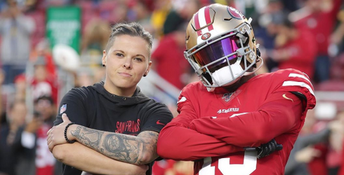 Fast Facts: 5 Things to Know About NFL Trailblazer Katie Sowers