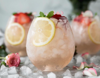 Tasty Tuesday: Lady Gaga Said Summer Starts Now, so Get Into It With These 8 Rosé Cocktails