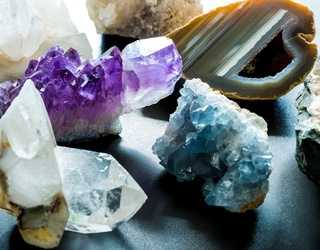 What's the Deal With Crystals? How Pretty Rocks Can Mend Your Soul and Brighten Your Skin