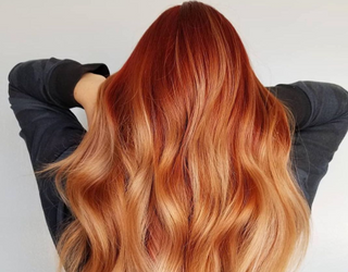 """How to """"Pumpkin Spice"""" Your Hair for a Fall-tastic Dye Job"""