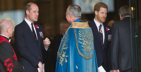 """Prince William is Proof That Even Royalty Can't Avoid the """"New Parent"""" Nod-Off"""