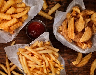 French Fry Finds: Can You Spot the Differences in These Crispy Photos?