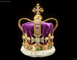 Breaking Down St Edward's Crown and Its (Arguably) Priceless Jewels