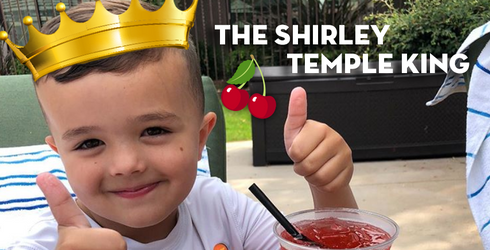 Please Allow the Shirley Temple King to Reinstate Your Faith in the Youth