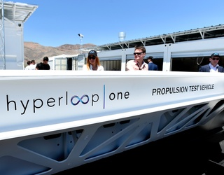 Elon Musk's Futuristic Hyperloop Is One Step Closer to Reality