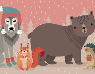 The Cold May Be Un-Bear-Able, But This Memory Match Isn't
