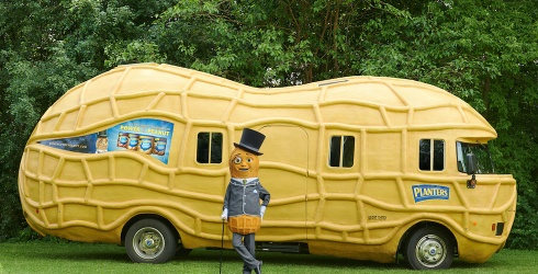 Be In The Know: Are These Brand Mascots Older or Younger Than Mr. Peanut?