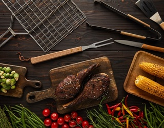 Which Grilling Set Would You Totally Flip (a Burger) Over?