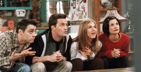 """DailyTrivia: This Helps Prove That """"Friends"""" Really Is Always Relevant"""