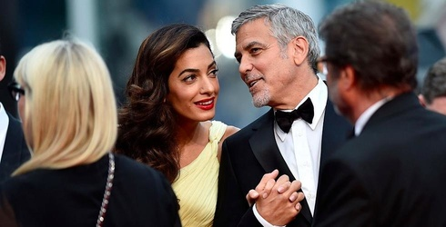 George Clooney is a Dad! Amal Safely Delivers the Couple's Twins
