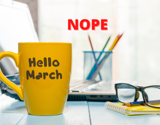 Tweets of the Week: Oh Look, March Is Back