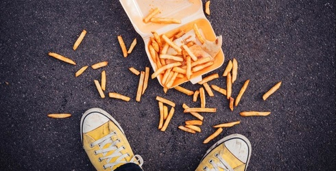 Good News, It's Perfectly OK to Stand by the Five-Second Rule