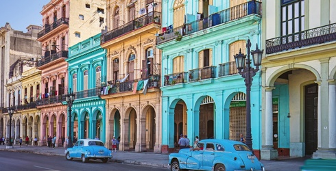 Travel Back to Old Havana With This Wanderlust-Inducing Puzzle