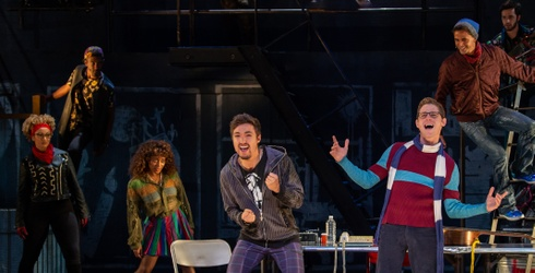 """No Day but Today to See """"Rent"""" 20th Anniversary Tour"""