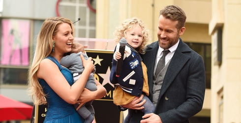 Definitive Proof That Ryan Reynolds Is the Best Worst Dad of Our Time