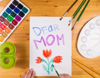 This Mother's Day Card Puzzle Will Help You Remember What It's All About