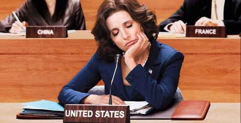"""7 """"Veep"""" GIFs That Sum up the 2016 Presidential Election"""