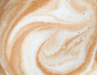 Give This Whipped Coffee Foam Puzzle a (s)Whirl