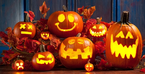 Carve Your Way Through the Differences in These Jack-o'-Lantern Photos