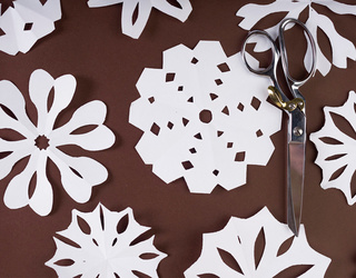Can You Find The Differences In These Paper Snowflakes?