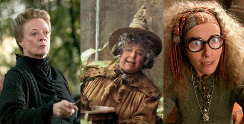 Netflix & Chill, Marry, Kill: Hogwarts Teachers