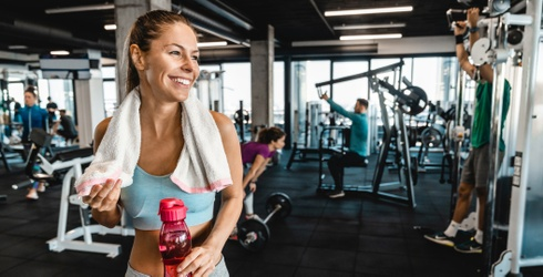Beat Gym Anxiety so You Can Start Beating Your PRs With These Tips