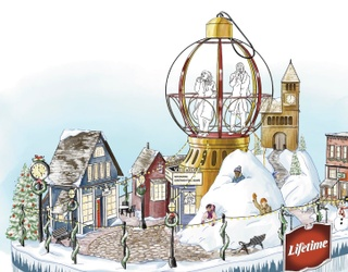 Lifetime Is Bringing Holiday Joy to the Macy's Day Parade With Their First Ever Float