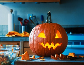 Hit the Road, Jack, if You Can't Match These Jack-o'-Lantern Photos