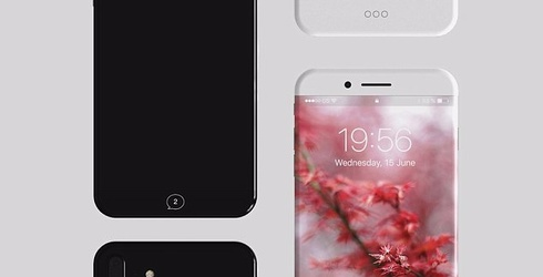 Leaked iPhone 8 Rumors Come Together in One Jaw-Dropping Image