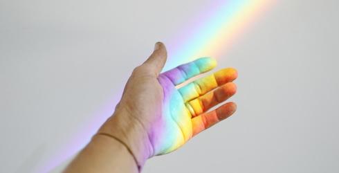 Cabinet of Curiosities: the Occult Origins of Indigo's Place in the Rainbow