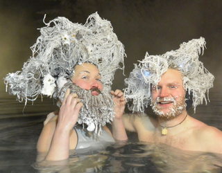 Create Your Own Quirky Quarantine Game With the Help of This Frozen Hair Contest