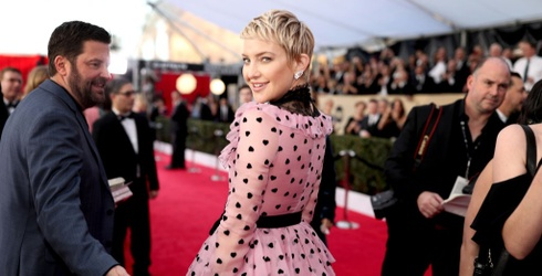 You Must Watch Pregnant Kate Hudson's Epic Reaction to Her Gender Reveal