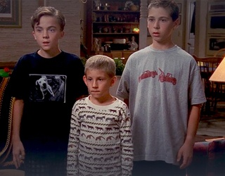"""Happy Middle Child Day! Find the Differences in These """"Malcolm in the Middle"""" Photos"""