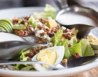 No Sad Desk Salads, Here! Unscramble the Ingredients in This Cobb Salad Puzzle