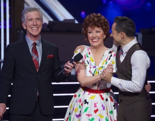 """Kate Flannery: This Season's """"Dancing with the Stars"""" Champ?"""